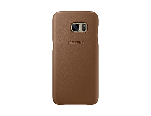 Leather Cover (Galaxy S7 Edge)