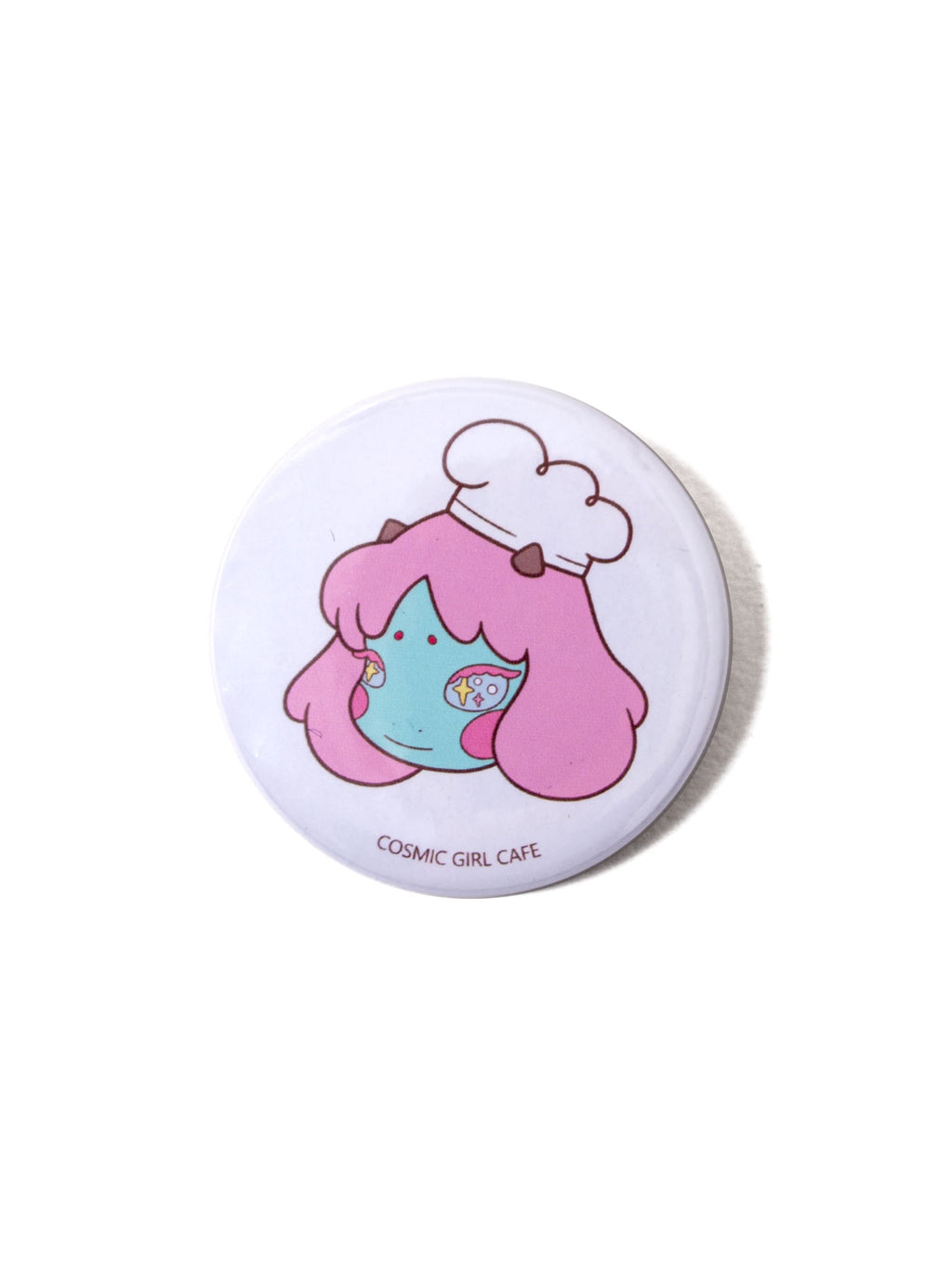 cosmic girl can badge