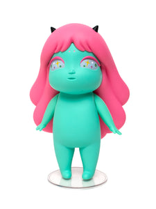 cosmic girl figure