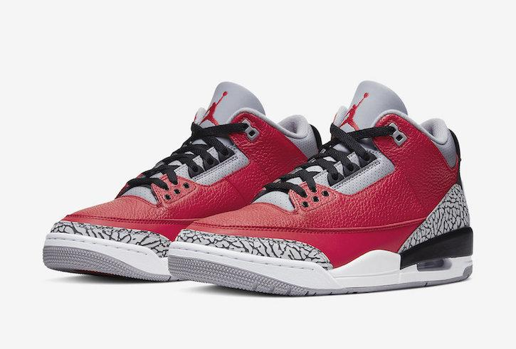 "Air Jordan 3 SE ""Red Cement"" All Star Release Date"