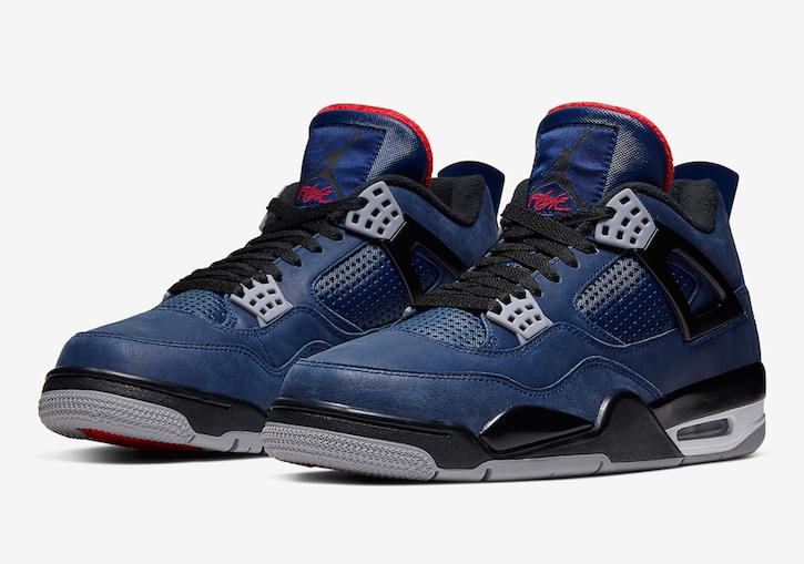 Air Jordan 4 WNTR Loyal Blue Release Date