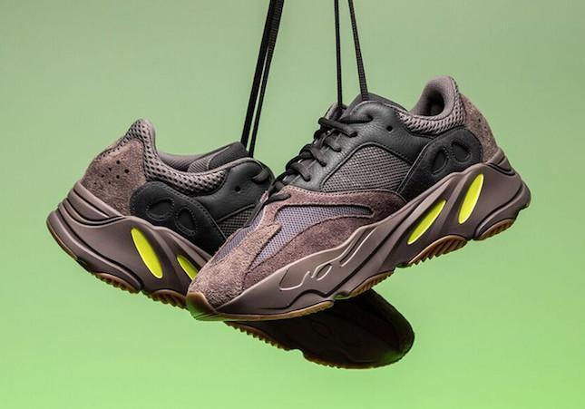 "Adidas Yeezy Boost 700 ""Mauve"" Release Date"