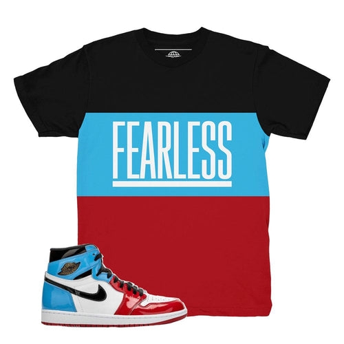 jordan 1 fearless ones shirts | retro 1 clothing | fearless 1s tees