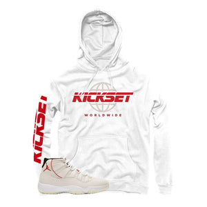1bff780d8ebeed Shop for the latest Jordan 11 Platinum Tint Tees