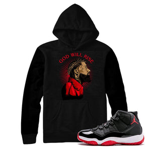 jordan 11 bred shirts | retro 11 bred clothing | bred 11s tees