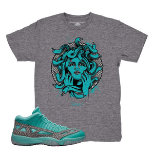jordan 11 ie rio teal shirts | retro 11 tees | rio teal 11 jordan t-shirt