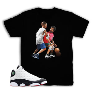 he got game 13 shirts | jordan retro 13 clothing | jordan 13 he got game tees