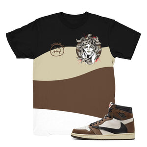jordan 1 cactus jack shirts | retro 1 clothing | travis scott 1 tees