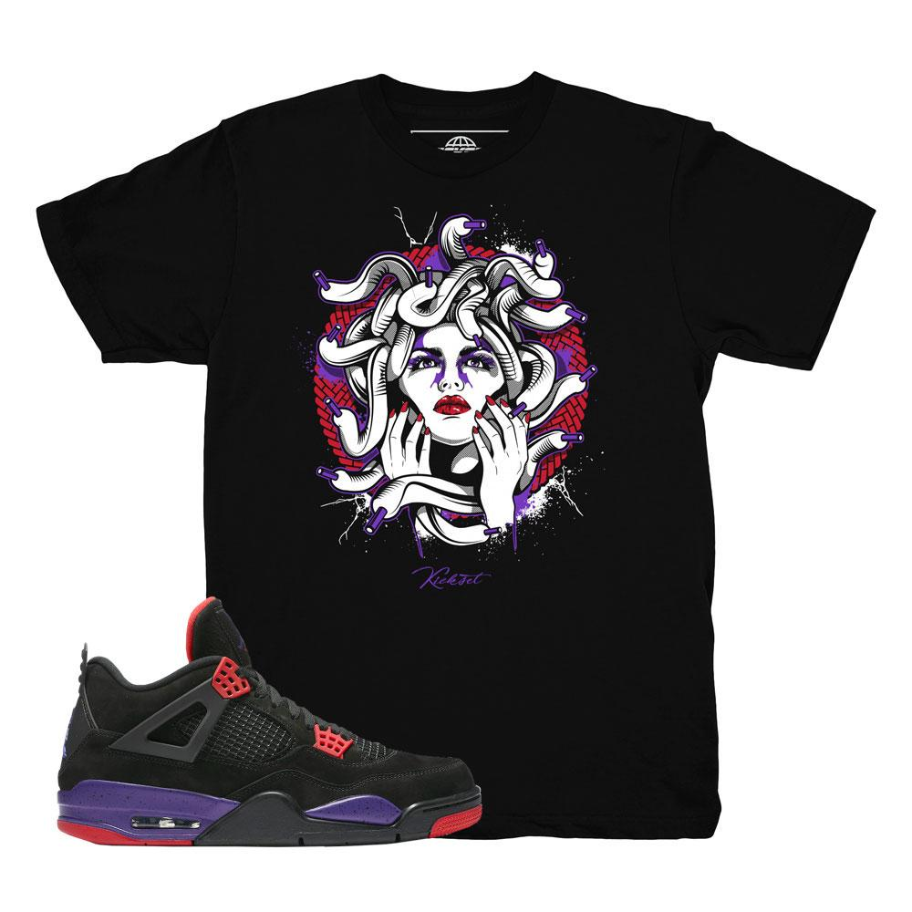raptors 4 shirts : jordan retro 4 clothing : jordan 4 raptors tees