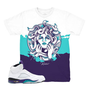 d881169d9b2 jordan 5 grape fresh prince shirts | retro 5 tees | grape 5 fresh prince t