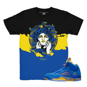 cbf22cbd44b048 Shop for the latest Jordan 5 JSP Laney Shirts