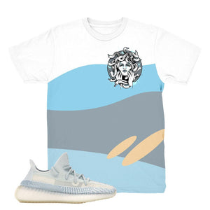 Yeezy 350 Cloud White Shirts | Adidas Yeezy Boost Clothing | Cloud White Yeezy Tees