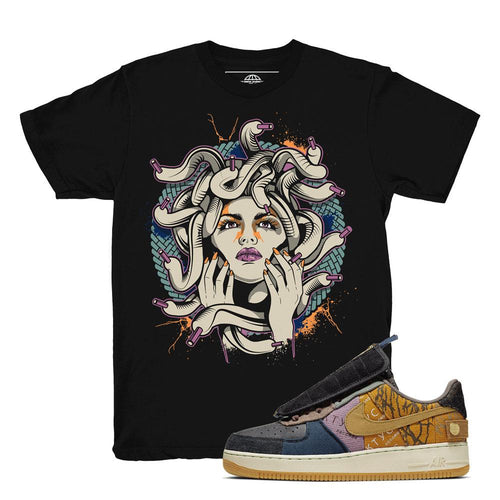 Travis Scott Air Force One Shirts | Nike Air Force 1 Clothing | Cactus Jack AF1 Tees