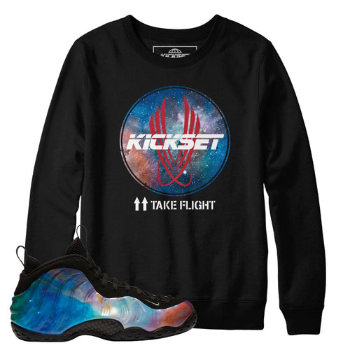 foamposite alternate galaxy sweaters : nike foamposite sweatshirt : nike foams clothing