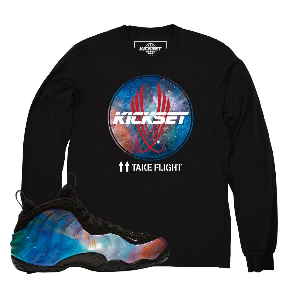 foamposite alternate galaxy shirts : nike foams tees : nike foamposite clothing