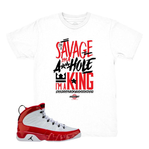 jordan 9 gym red shirts | retro 9 air jordan | gym red 9s