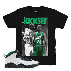 jordan 10 seattle shirts | retro 10 Jordan clothing | seattle supersonics 10 tees