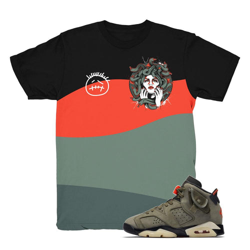 jordan 6 travis scott shirt | retro 6 clothing | travis scott 6s tees