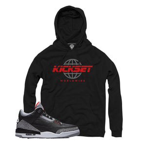 Jordan 3 cement hoodies : retro 3 cement hoody : cement 3s
