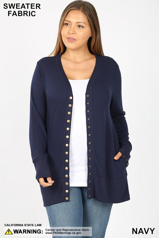 Basic Cardigan & Sweaters– Buzzy Bee Boutique