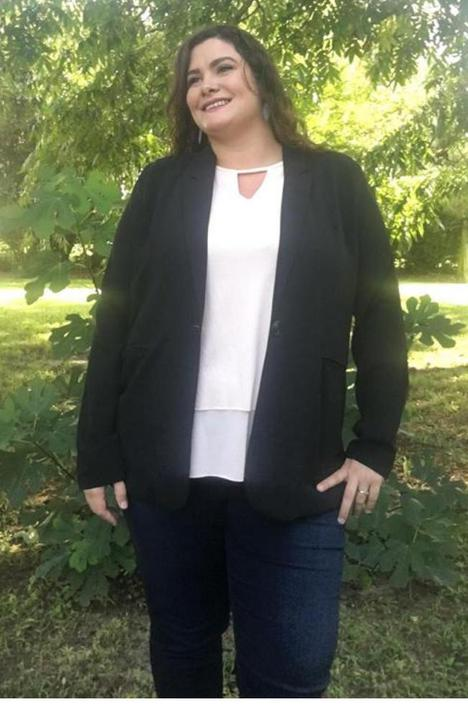 Black Blazer - Trendy Plus Size Women's Boutique Clothing