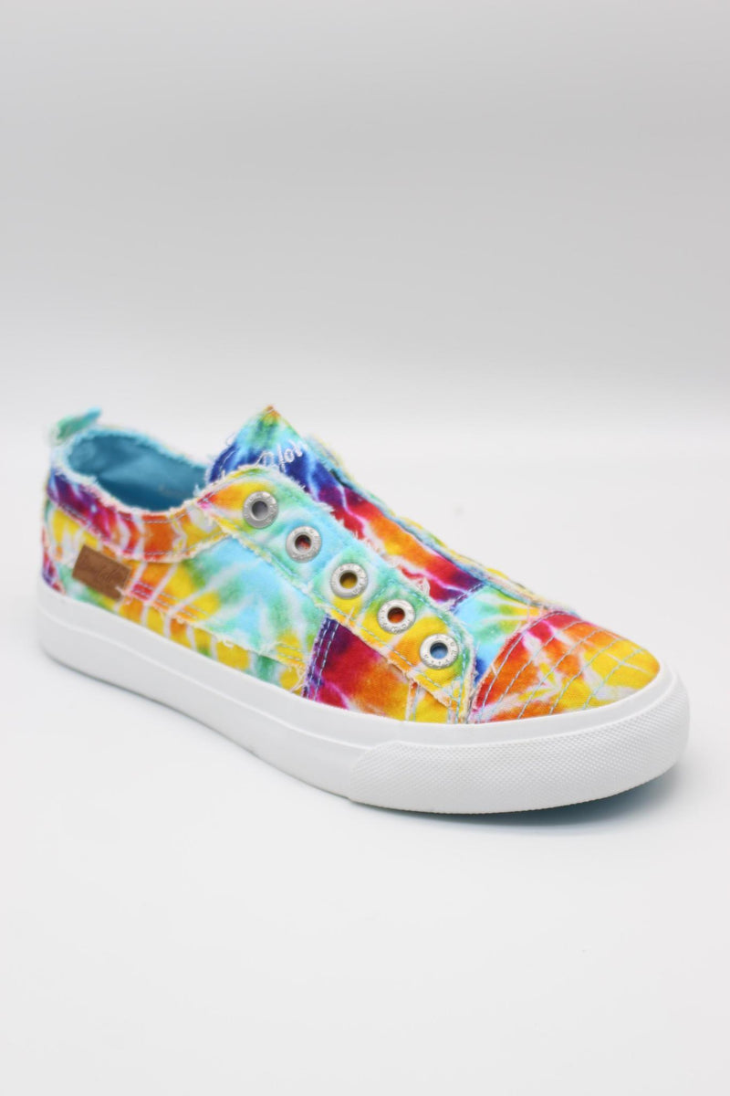 Blowfish Malibu Play Sneaker | Tie Dye Canvas
