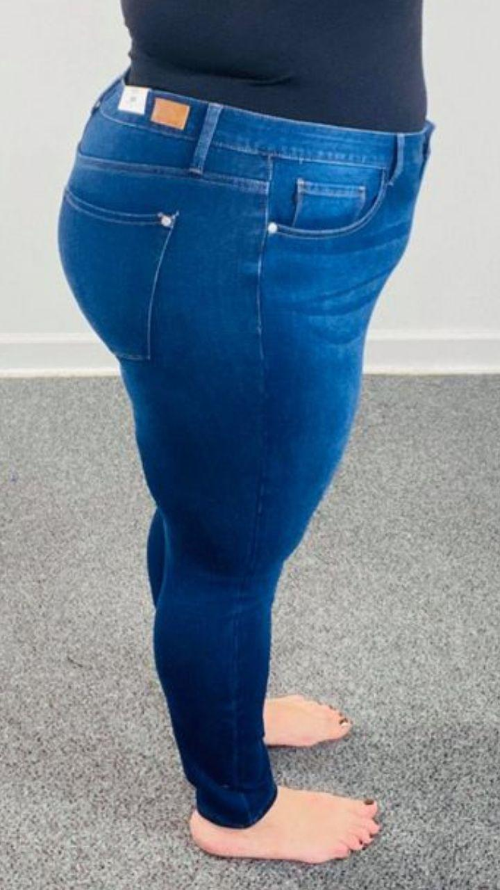Judy Blue ThermaDenim Skinny Fit | Dark Wash - FINAL SALE