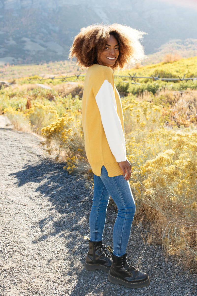 Be The Sunshine Sweater