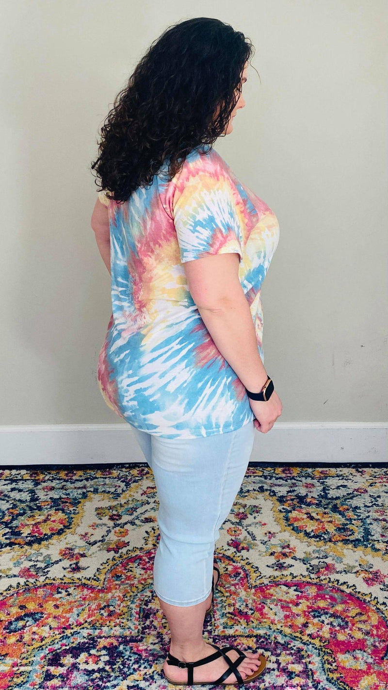 Everyday Tie Dye Top