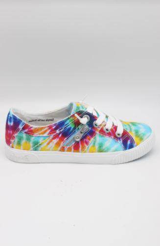 Blowfish Vegan Fruit Sneaker | Rainbow Tie Dye