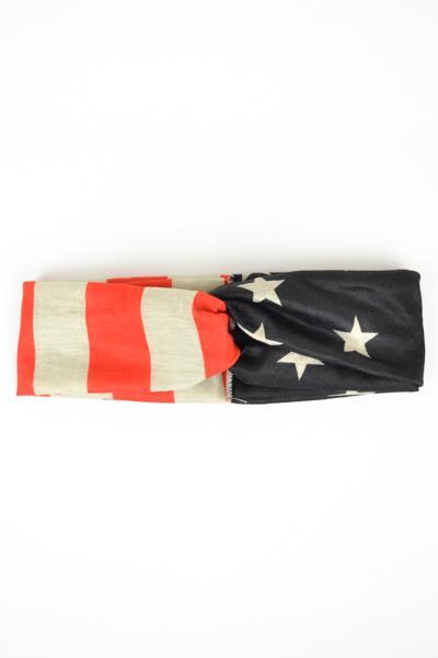 Americana Two Way Headband