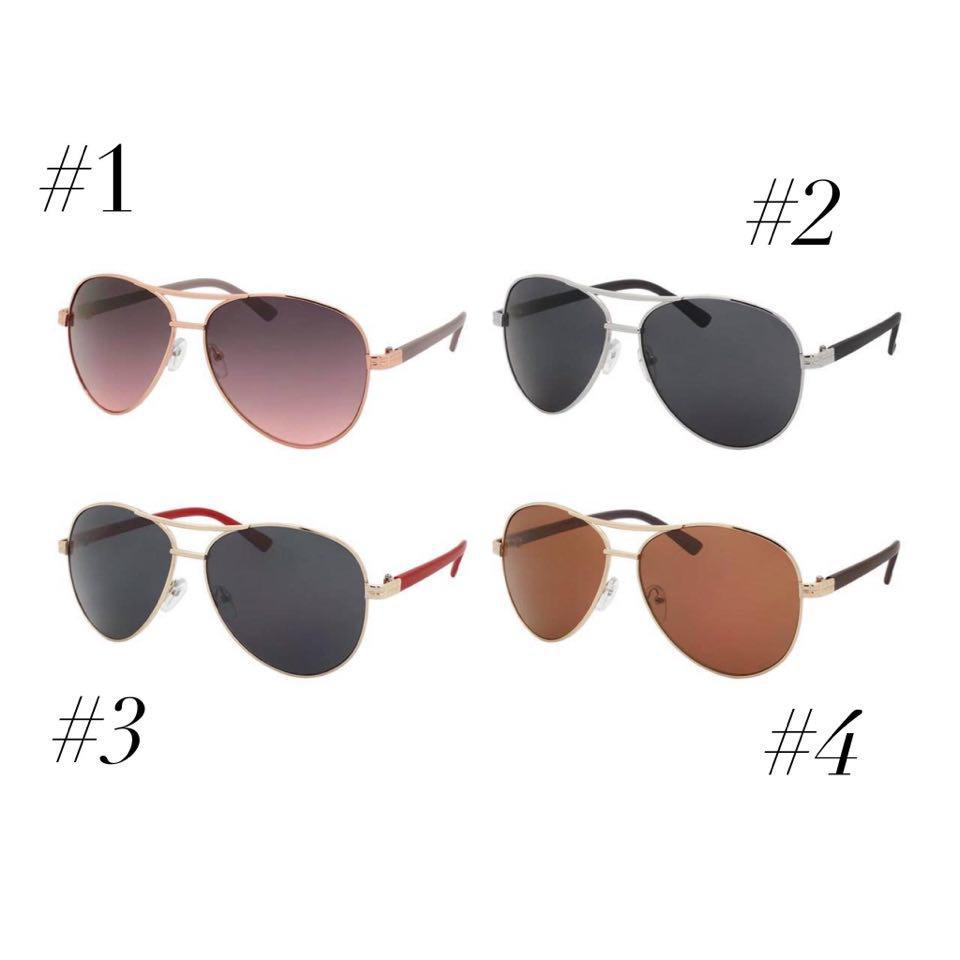 Always Sunshine Sunglasses | 4 Colors - Trendy Plus Size Women's Boutique Clothing