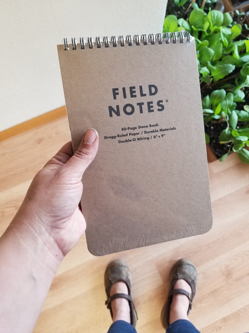 Field Notes - Steno Book 1-pack