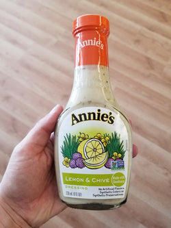 Annie's Naturals Organic Dressing Lemon & Chive