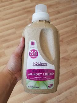 Biokleen Free & Clear Laundry Liquid