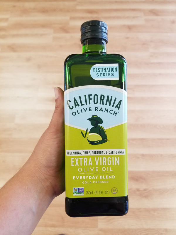California Olive Ranch Extra Virgin Olive Oil - Every Day Blend - 25.4 oz.