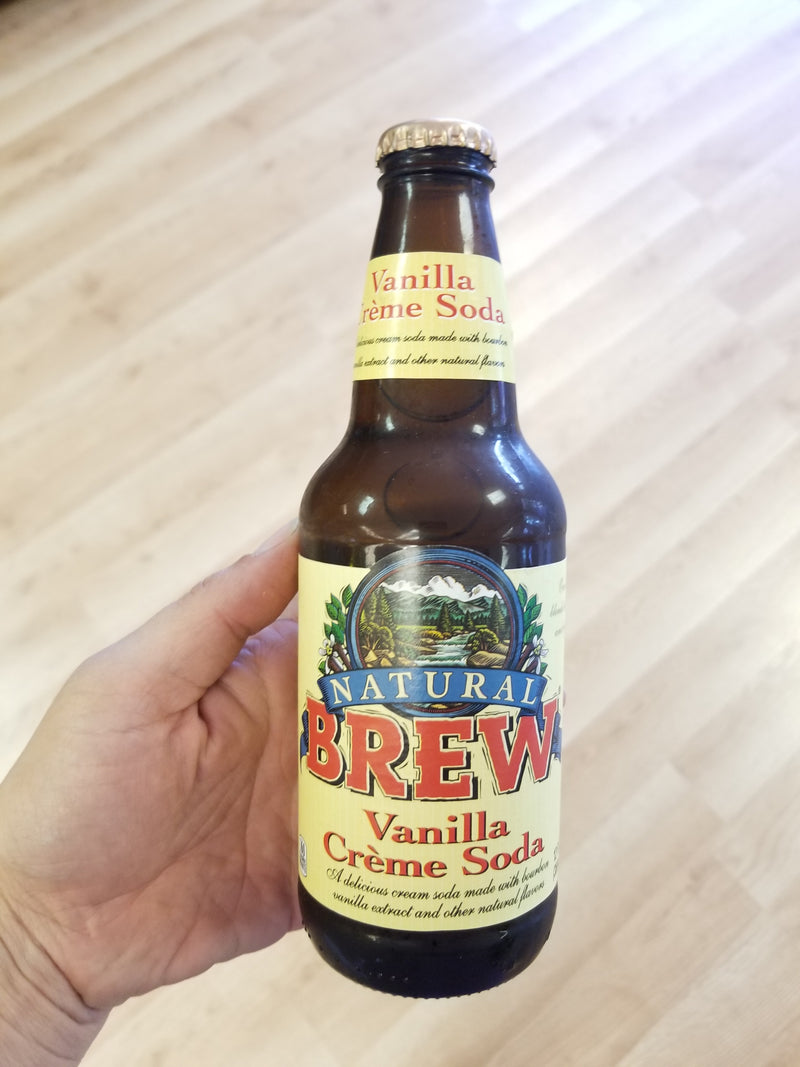 Natural Brew Vanilla Creme Soda