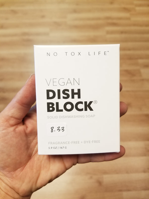 No Tox Life Vegan Dish Block