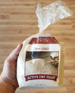 Activated Yeast - Non-GMO - 1 lb