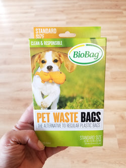 BioBag Pet Waste Bags - Compostable - Standard Size