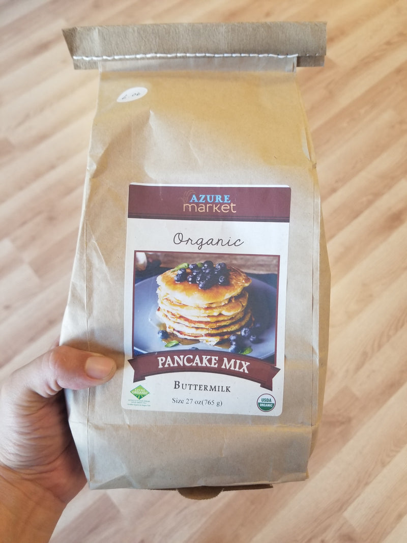 Organic Buttermilk Pancake Mix - 27 oz