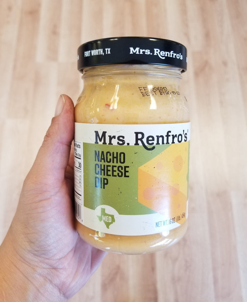Mrs. Renfro's Nacho Cheese Dip - 16 oz