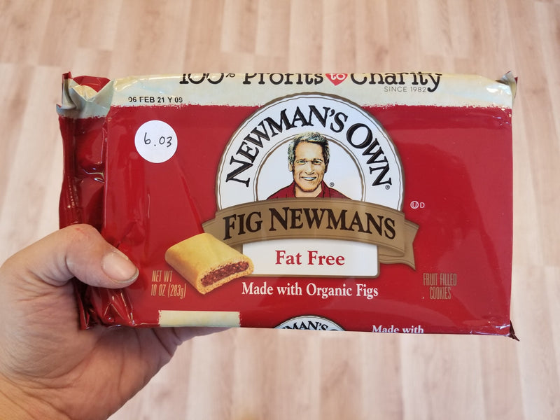 Newman's Own Fig Newmans - Fat Free