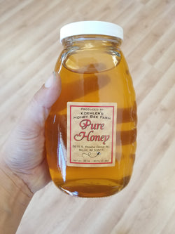 Koehler's Honey - 32 oz - Local Beloit Honey