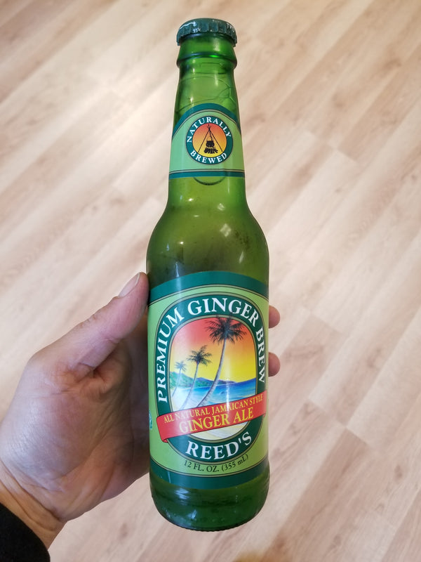 Reed's Premium Ginger Beer
