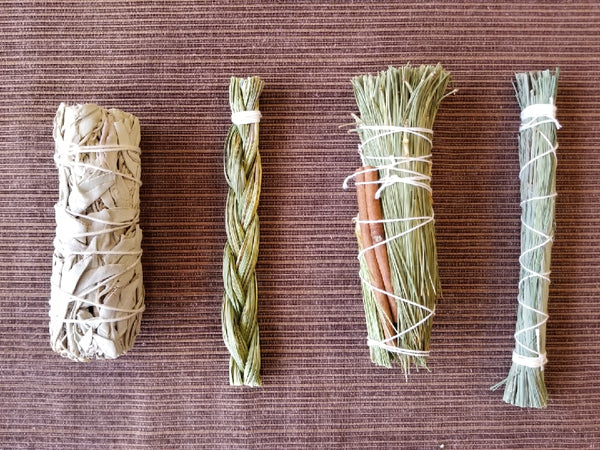 Local Smudge Sticks - Grown in Janesville Wisconsin