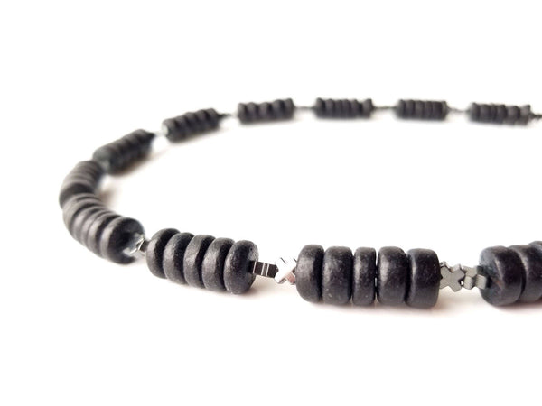 Men's Beaded Necklace - Equis