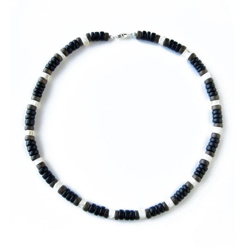 Men's Beaded Necklace - Fisherman
