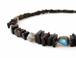 Men's Beaded Necklace - Enigma