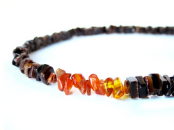 Men's Beaded Necklace - Ifrit